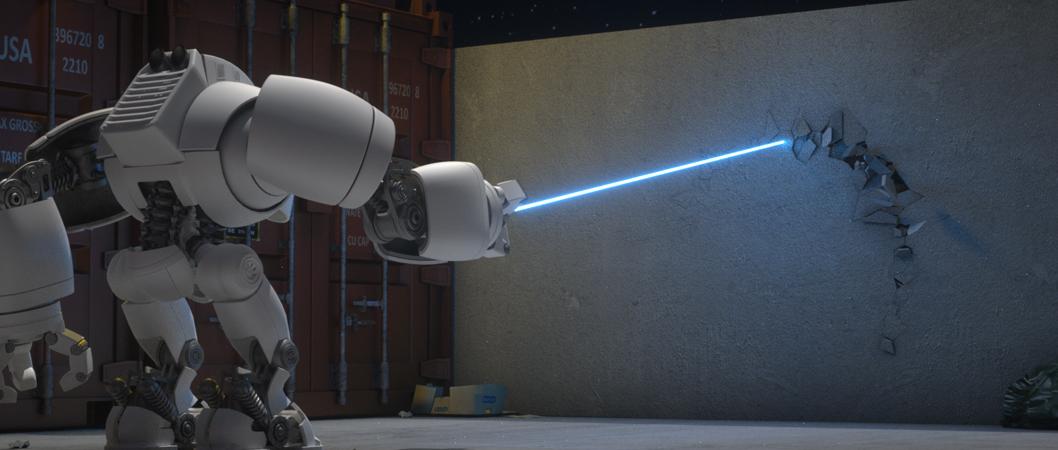 laserstart